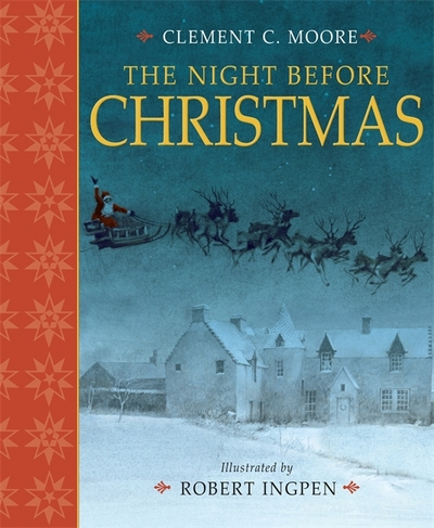 The Night Before Christmas by Clement Moore