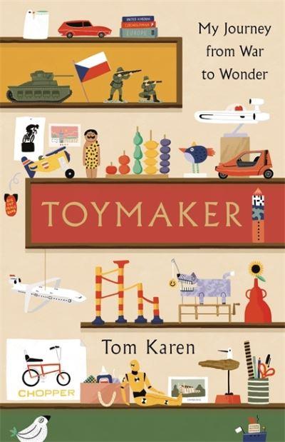 Toymaker by Tom Karen