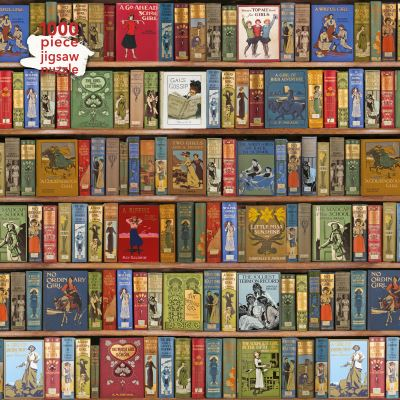 Adult Jigsaw Puzzle Bodleian Library: High Jinks Bookshelves by