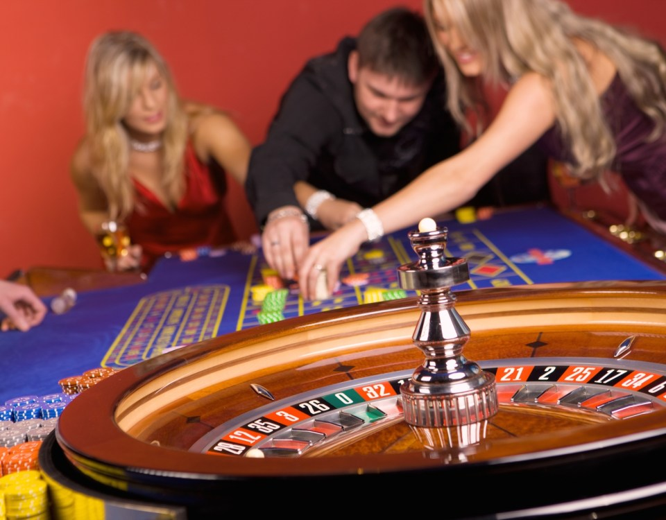 Fun Roulette Table, Roulette Table