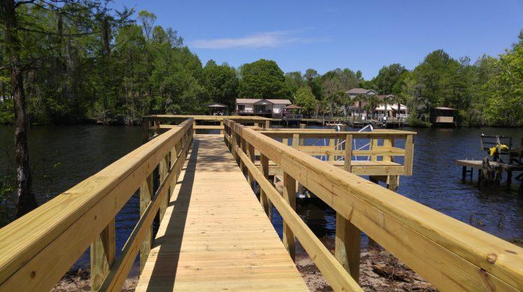 Marine Construction Dock Builder