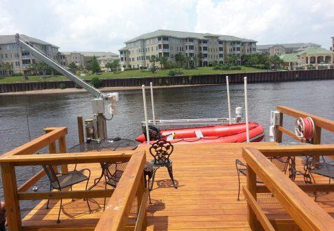 Whetstine Dock and Boatlift