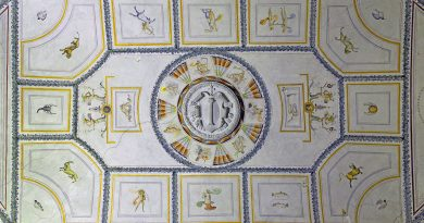 Fresco_with_Zodiac_Signs_in_Rocca_Abbaziale_(Subiaco)