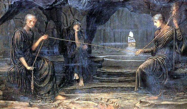 A Golden Thread - Strudwick