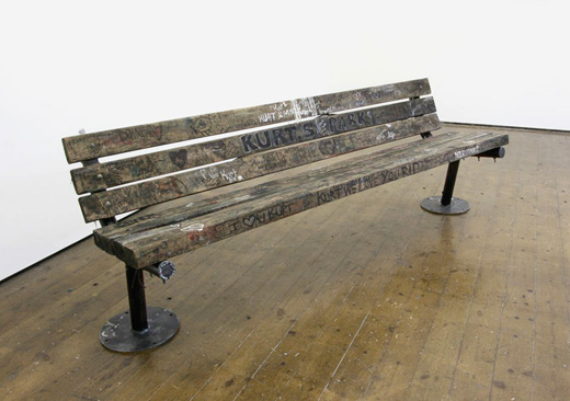 Graham Dolphin Bench