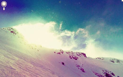 RAFMAN Blackcomb Glacier Provincial {ark, Whistler, Canada 92inch