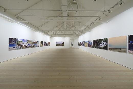 Jon Rafman Saatchi Installation 3