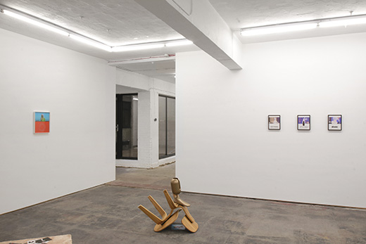 Cecile B. Evans, Hyperlinks, Installation view 2