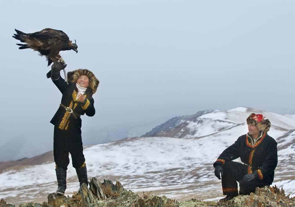 'Girls can do anything boys can do': making <em>The Eagle Huntress</em>