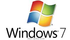 logo officiel windows 7