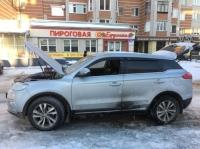 Три автомобиля горели накануне в Вологодской области (ФОТО ...