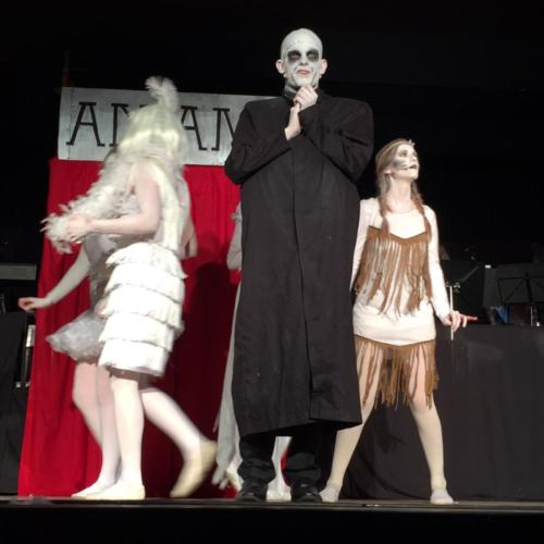 "Musical ""The Addams Family"""