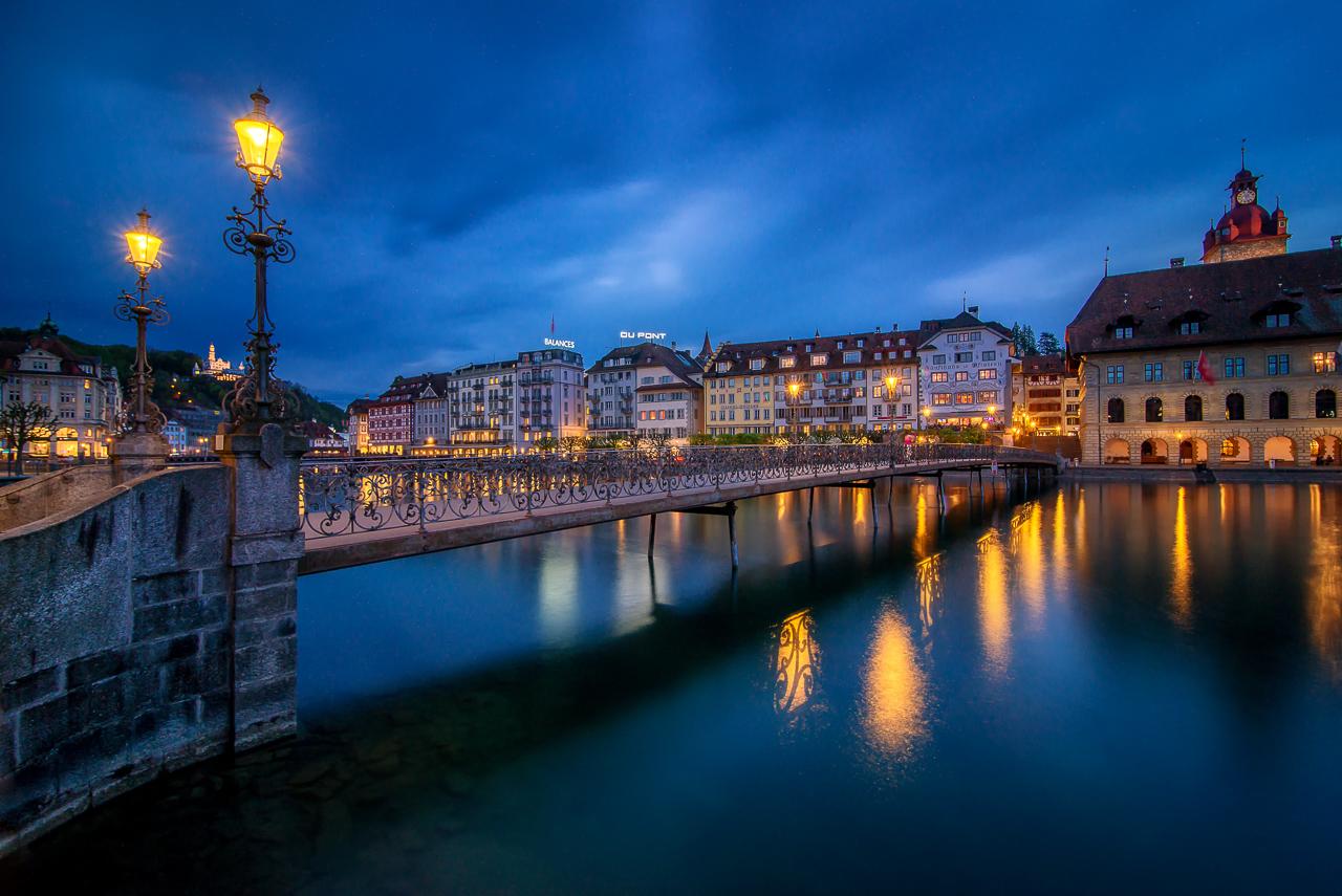 Luzern, Rathaussteg