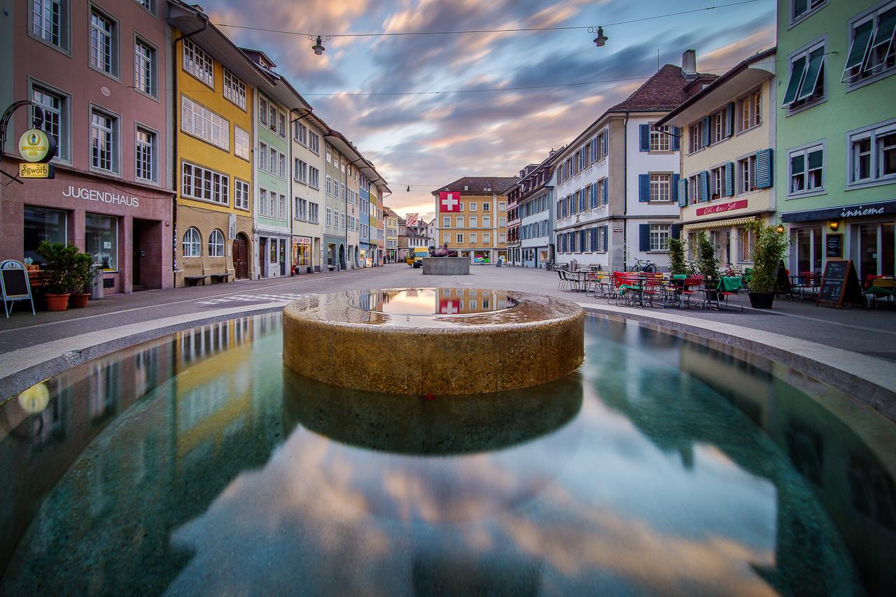 Winterthur, Altstadt