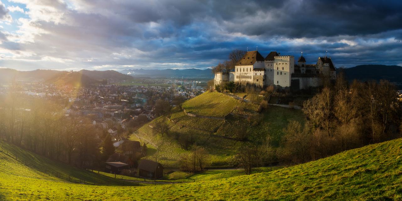Aargau, Lenzburg