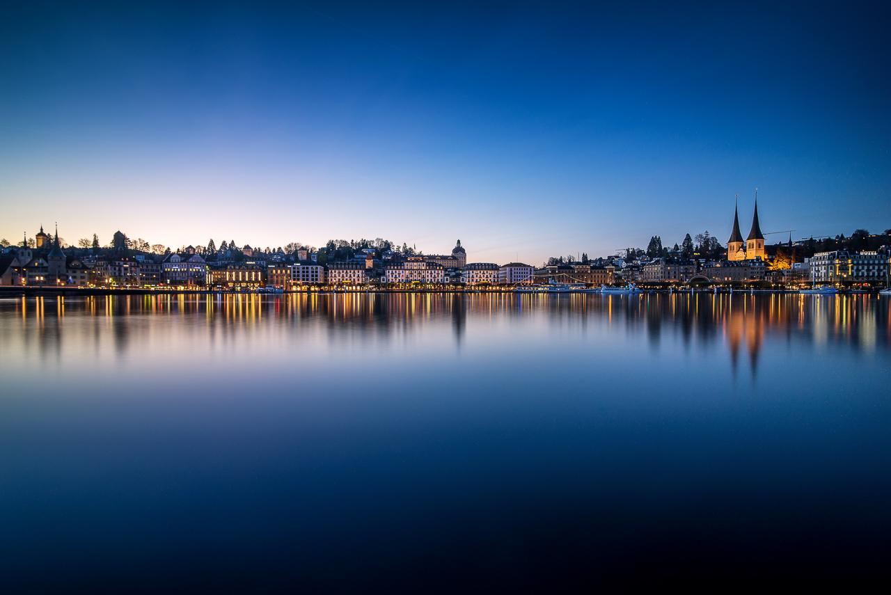 Luzern, Panorama