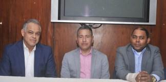Ulises Jimenes, Teobaldo Duran y Fausto Polanco