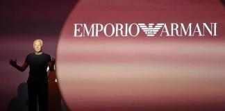 Armani fabricará batas desechables para sanitarios en sus plantas italianas