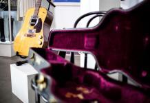 La guitarra de Kurt Cobain