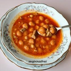 Topalak Çorbası