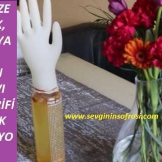 Sıvı Maya Tarifi