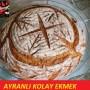 Ayranlı Kolay Ekmek Tarifi