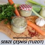 Sebze Çeşnisi (Tuzot)