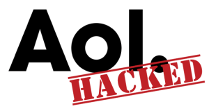 AOL alerts users to security breach.