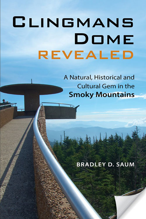 """Clingmans Dome Revealed"" cover"