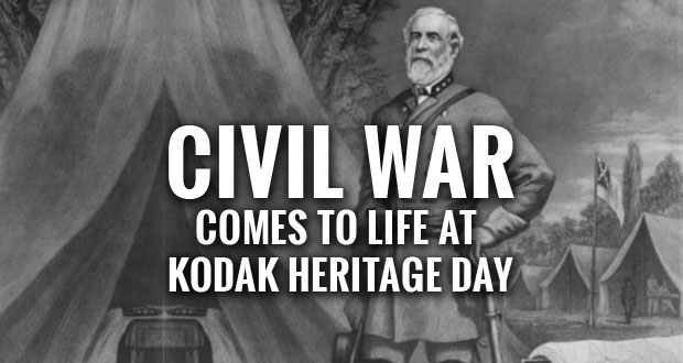Kodak Heritage Day Commemorates Civil War