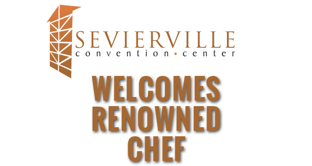 Chef John Morris joins the staff at the Sevierville Convention Center