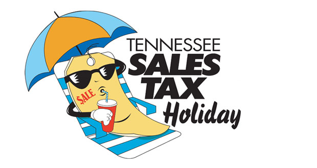 Save on qualifying items during the TN Sales Tax Holiday!