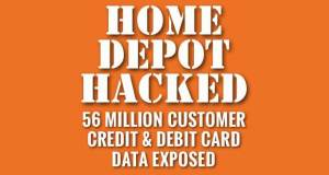 The Home Depot Hacked