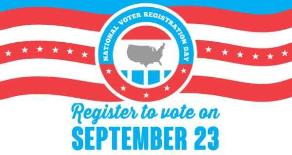 Sevier County National Voter Registration Day Event