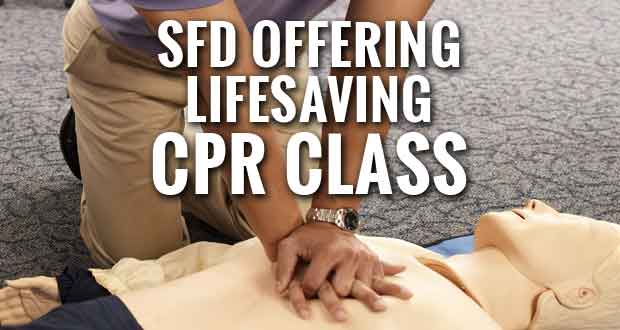 Sevierville Fire Department CPR Class