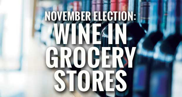 2014 Election - Wine in Grocery Stores Referendum