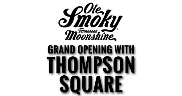 Ole Smoky Moonshine Hosts Grand Opening Celebration of Their New Distillery & Retail Space, The Barn at The Island In Pigeon Forge