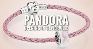 Pandora Jewelry Store Opening in Sevierville
