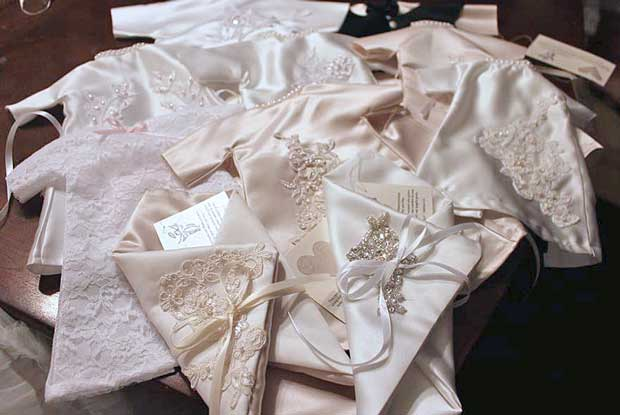Angel Wings Memory Gowns