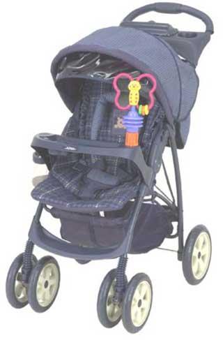 Cirrus Stroller