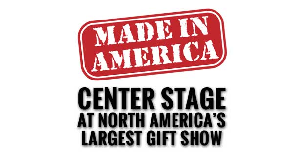 Made in America Focus of International Gift Exposition in the Smokies and Souvenir Super Show in Sevierville and Pigeon Forge, TN