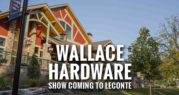 Wallace Hardware Meetin' at the Mountain Dealer Market at LeConte Center at Pigeon Forge