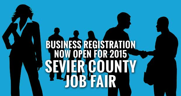 Business Booths Available for Sevier County Job Fair