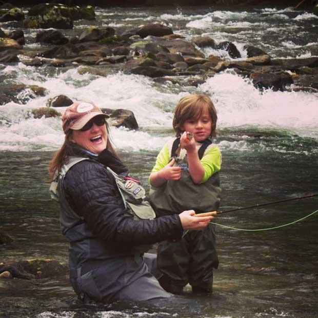 Fishing Smoky Mountains Streams