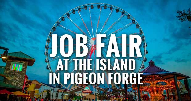 Job Fair at The Island in Pigeon Forge
