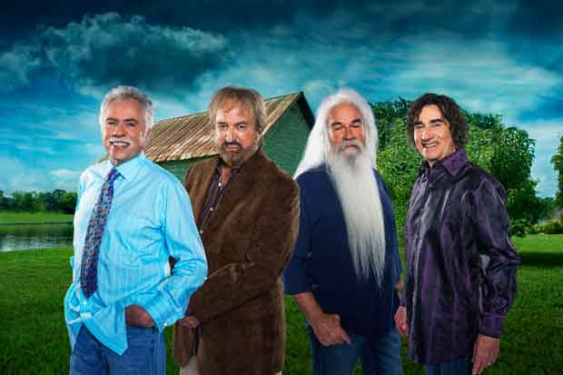 The Oak Ridge Boys to perform at Country Tonite Theatre in Pigeon Forge