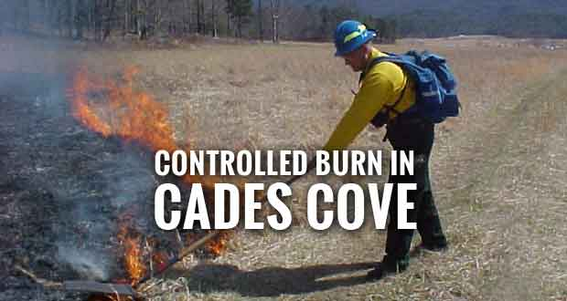Great Smoky Mountains National Park Plans Controlled Burn in Cades Cove