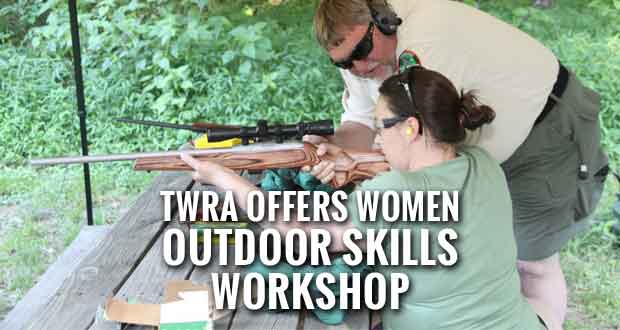 Becoming an Outdoors-Woman Workshop