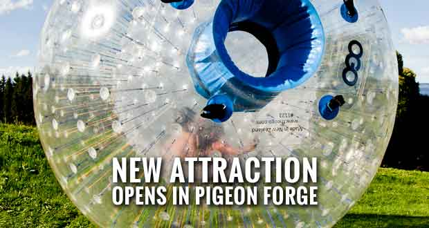 New Outdoor Gravity Park in Pigeon Forge Offers Wet Adventures