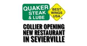 Quaker Steak & Lube announced on Monday that it signed a franchise development agreement with Tri C, Inc., also known as the Collier Restaurant Group, to launch the brand in Tennessee by opening a restaurant on the site of the former Mr. Gatti's Pizza.